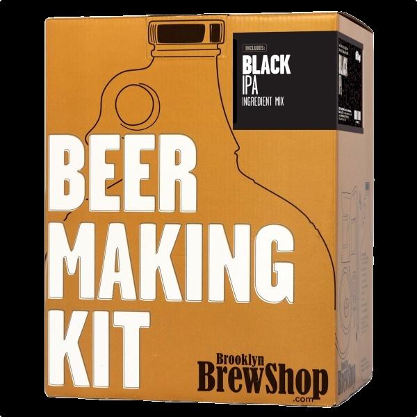 """Bierbrauset """"Black IPA"""" (Indian Pale Ale)"""