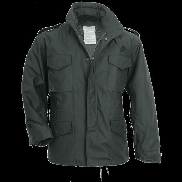 Jacke im Style einer US M65-Fieldjacket bis 5XL