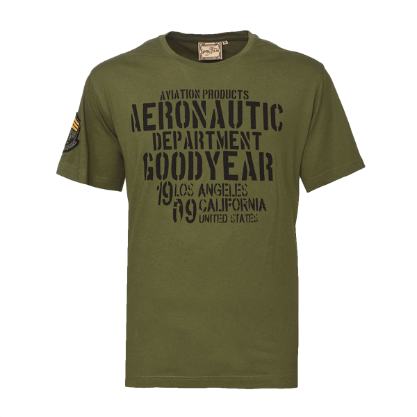 "Goodyear T-Shirt ""Aeronautic"""