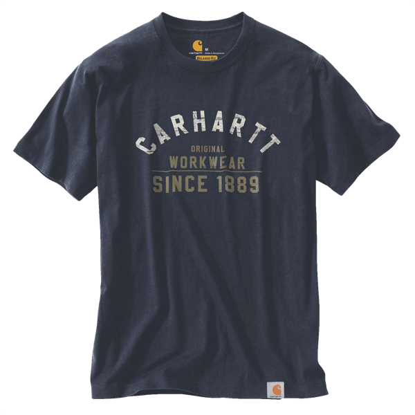 "Carhartt T-Shirt ""Since 1889"""