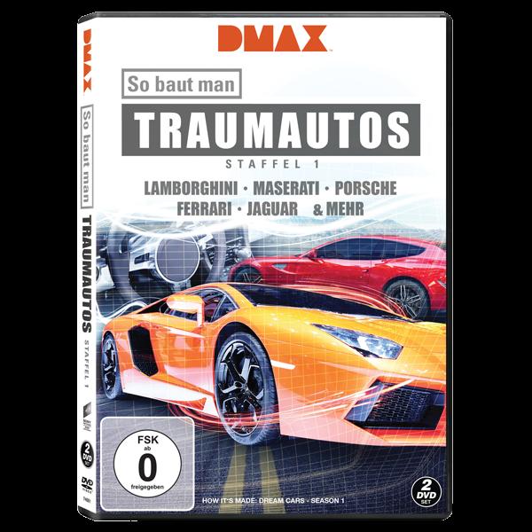 So baut man Traumautos - Staffel 1 (2 Discs)
