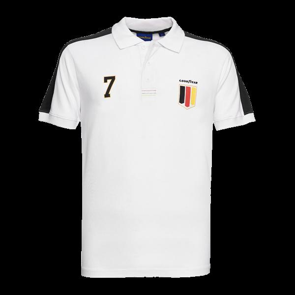 """Goodyear Poloshirt """"Team Deutschland"""""""