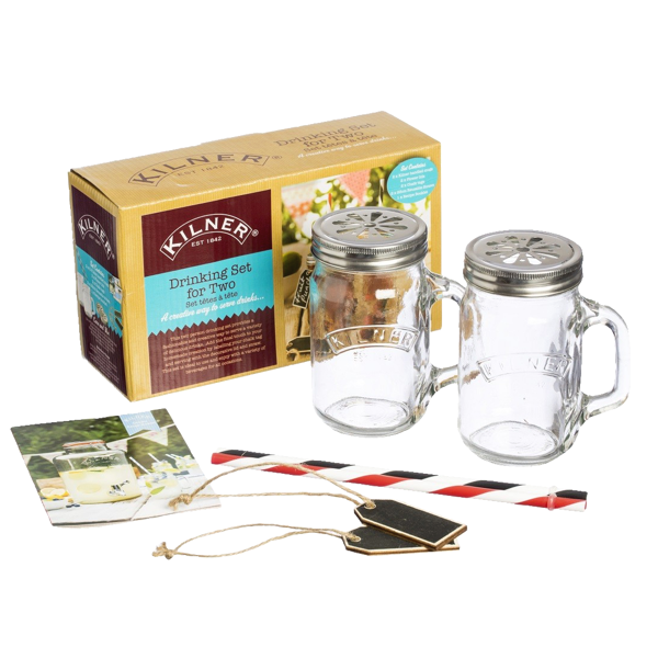 "9-teiliges Geschenkset ""Kilner-Jar"""