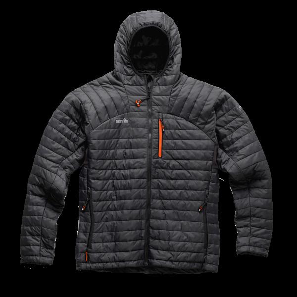Thermo Workwear Kapuzenjacke