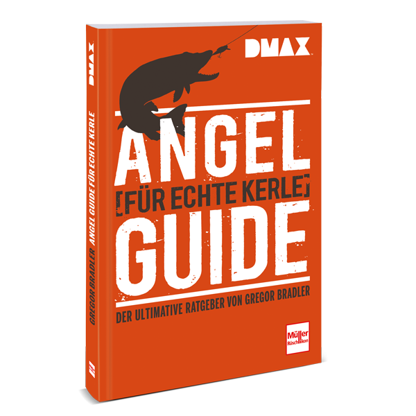 DMAX Angel Guide für echte Kerle