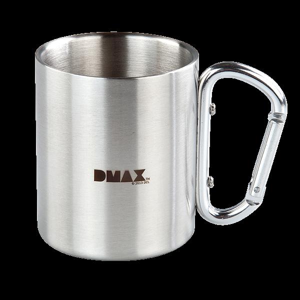 DMAX Karabiner-Thermotasse 0,3 l