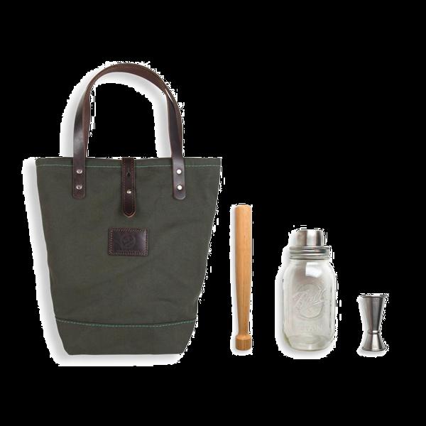 W&P Barkeeper Tasche mit Equipment