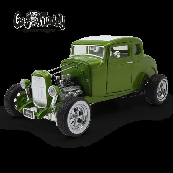 Gas Monkey Garage 1932 Custom Ford Hot Rod (1:18)