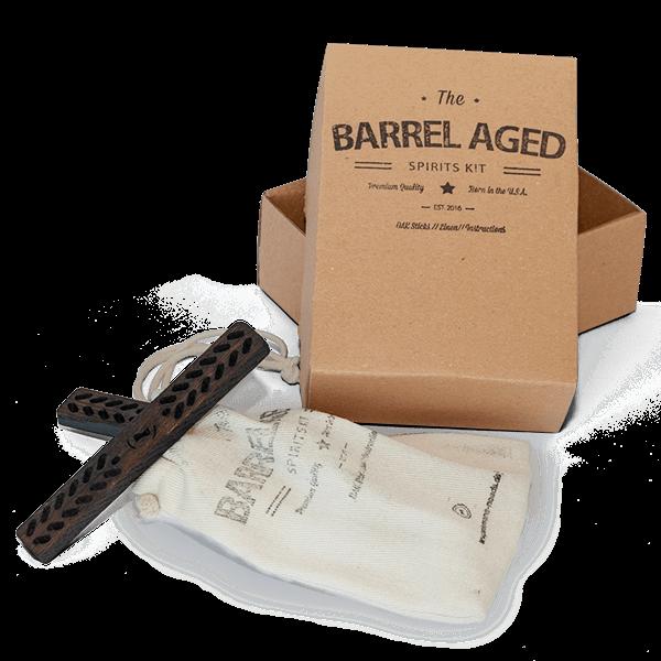 Barrel Aged Spirit Kit