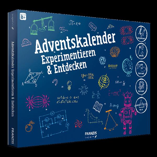 "Adventskalender ""Experimentieren & Entdecken"""