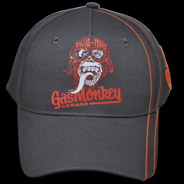 "Gas Monkey Garage Cap ""Dallas-Texas"""