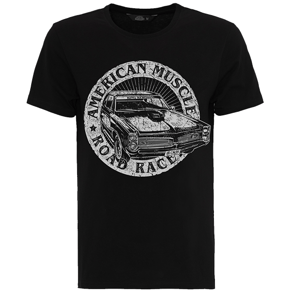 "King Kerosin T-Shirt ""American Muscle"""