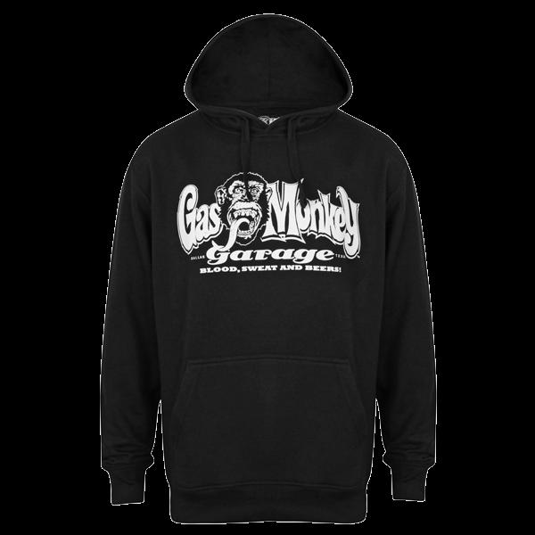 "Gas Monkey Garage Hoody ""OG Logo"""