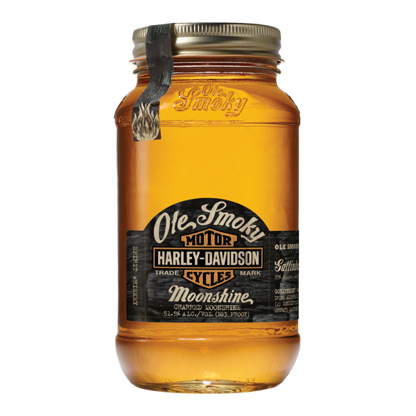 "Tennessee Moonshine ""Harley-Davidson Edition"""