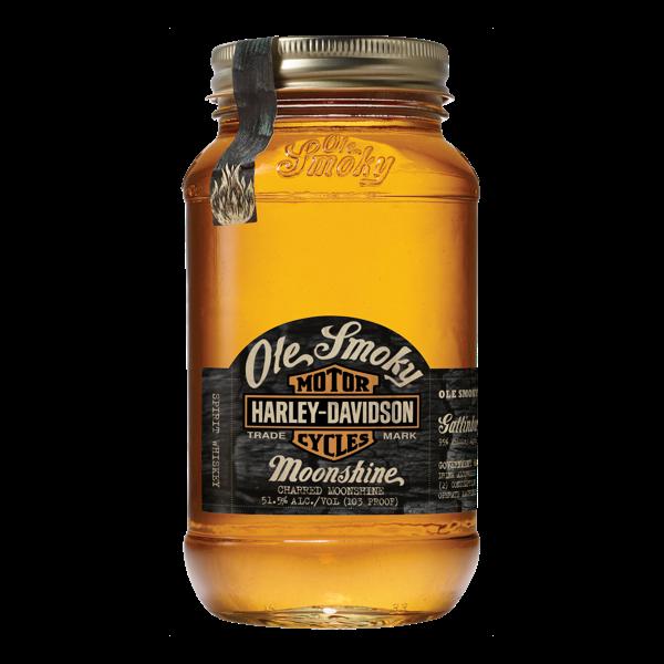 "Ole Smoky Tennessee Moonshine ""Harley-Davidson Edition"""
