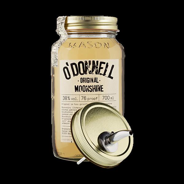 O' Donnell Moonshine - Original inkl. Ausgießer