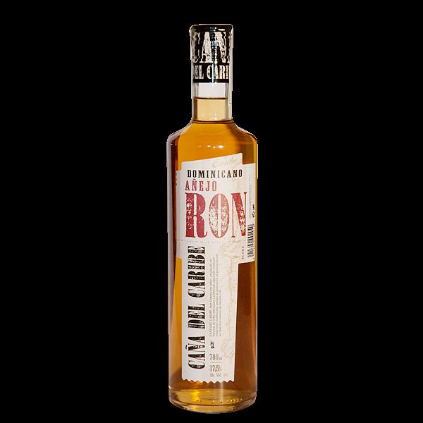 "Brauner Rum ""Cana del Caribe Anejo"""