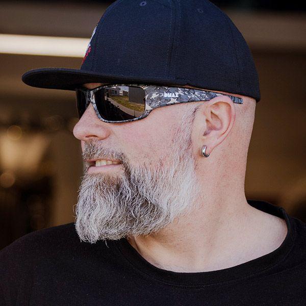 "DMAX Sonnenbrille ""Biker"" Modell Jason"