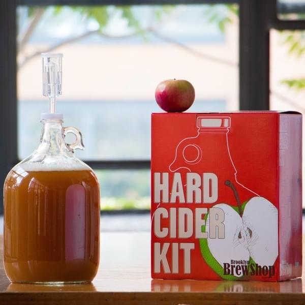 "Apfelwein-Gärset ""Hard Cider"""