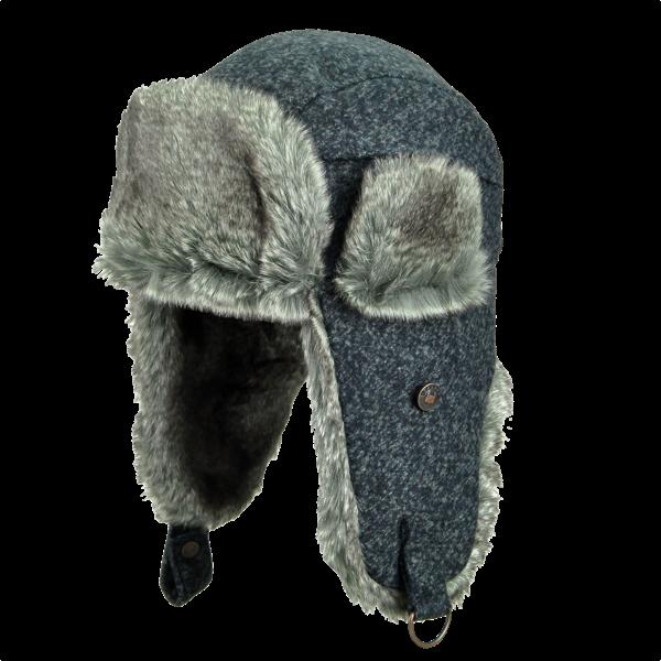 Wintermütze im Trapper-Style von Bailey