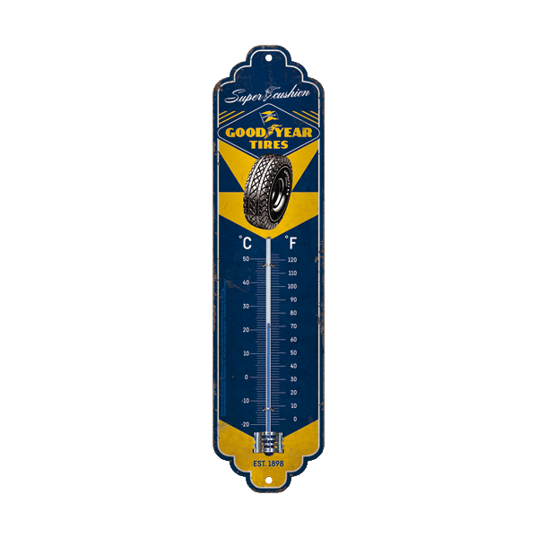 "Thermometer ""Goodyear"""