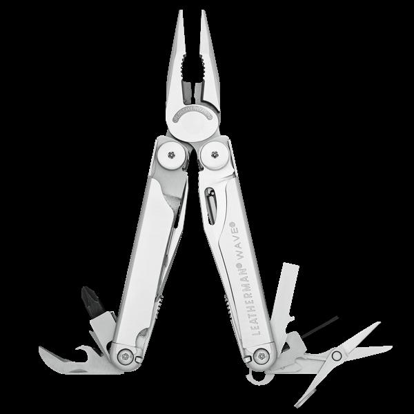 Leatherman Multitool mit 17 Werkzeugen