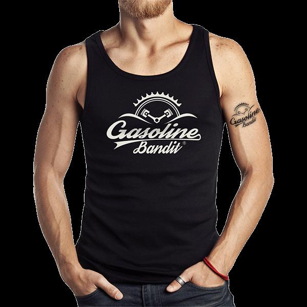 """Tank Top """"Bandit Logo"""" von Gasoline Bandit"""