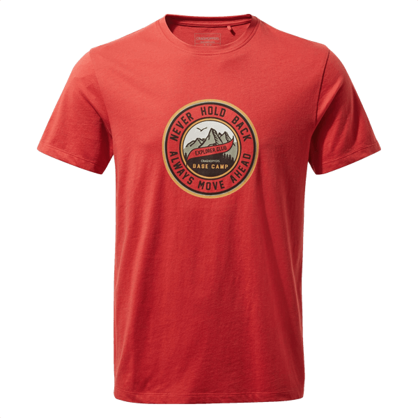 "T-Shirt ""Explorer Club"" von Craghoppers"