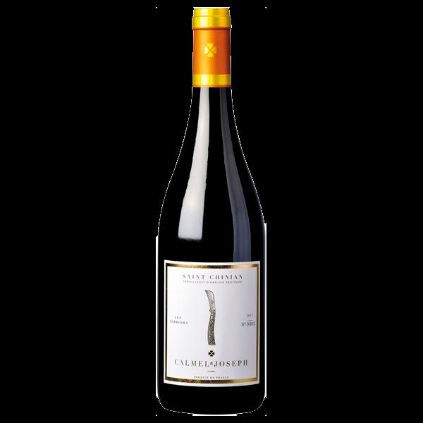Rotwein Les Terroirs Saint Chinian aus dem Languedoc