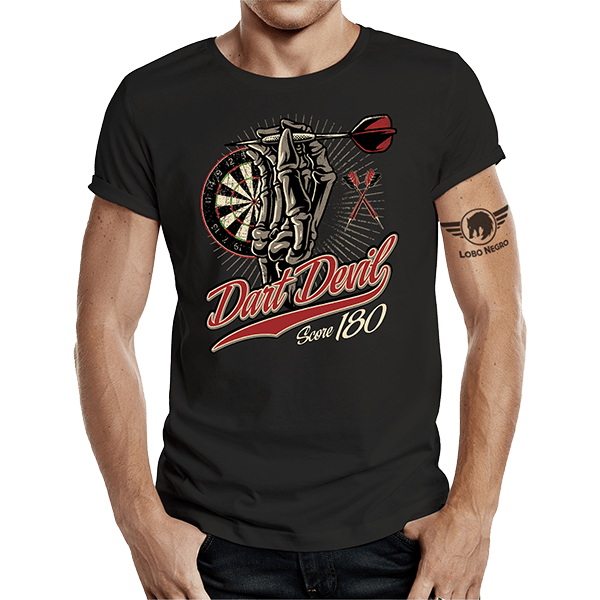 "T-Shirt ""Dart Devil"""