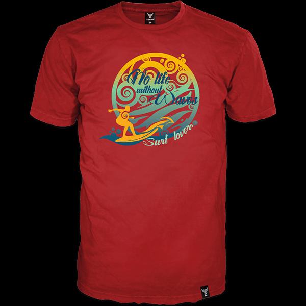 "T-Shirt ""Surf Lover"""