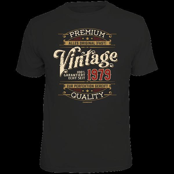 "T-Shirt ""Vintage - 1979"""