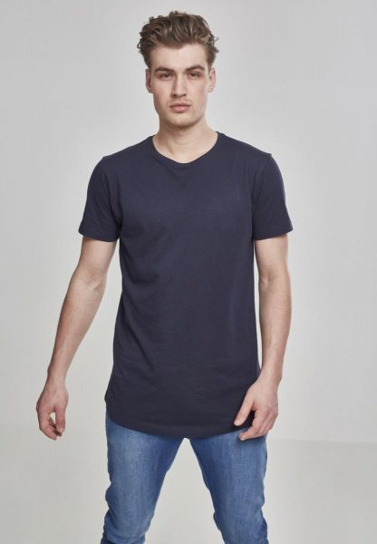 Shaped Long T-Shirt von Urban Classics