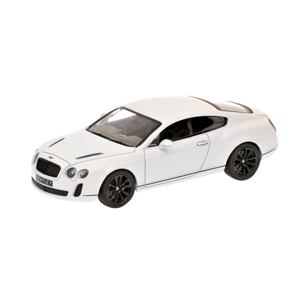 Bentley Continental Supersports TOP GEAR-Edition