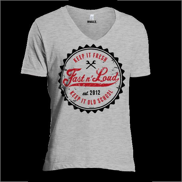 """T-Shirt """"Fast N' Loud Oldschool"""""""