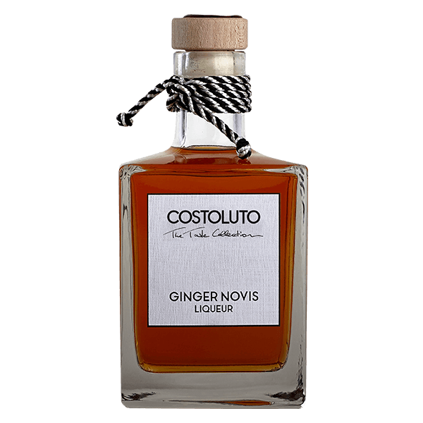 Ingwerlikör mit Blended Scotch Whisky