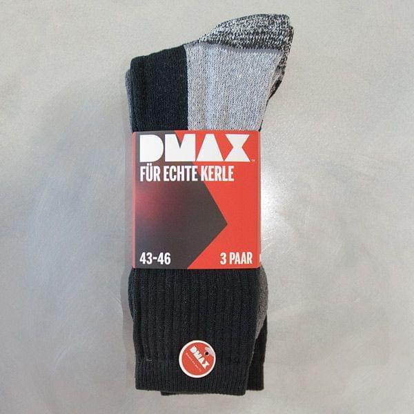 "DMAX Socken ""Worker"" (3 Paar)"