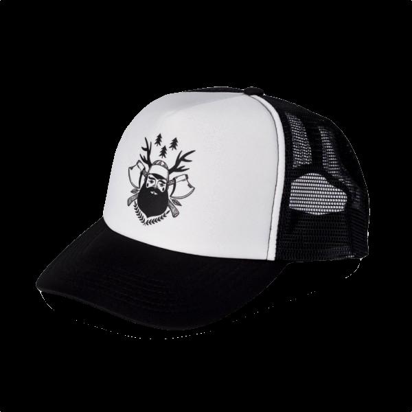 """Trucker-Cap """"Holzfäller"""""""
