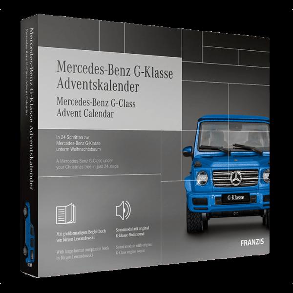 Mercedes Benz G-Klasse Adventskalender