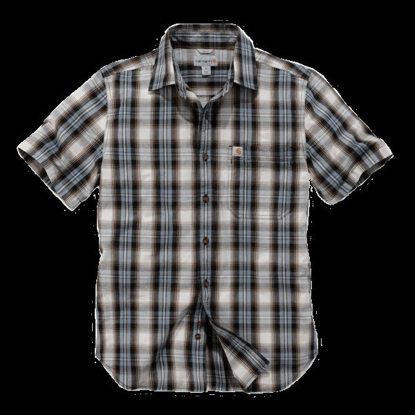 Slim-Fit Kurzarmhemd von Carharrt