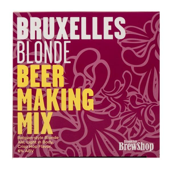 """Zutatenpaket """"Bruxelles Blonde"""""""