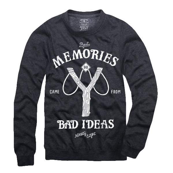 "Sweatshirt ""Memories"""