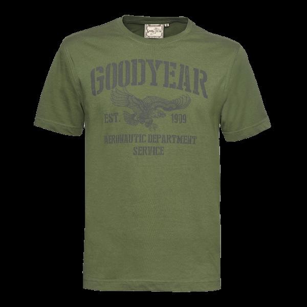 "Goodyear T-Shirt ""Aeronautic Department"""