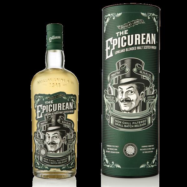 The Epicurean Lowland Malt Scotch Whisky