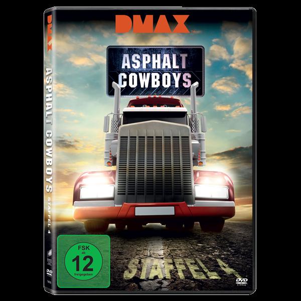 Asphalt Cowboys - Staffel 4