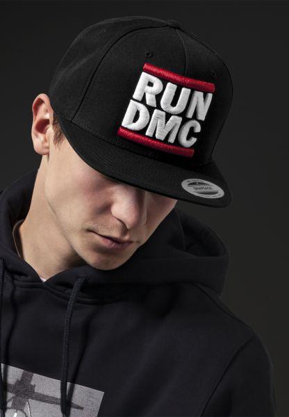 Run DMC Snapback Cap