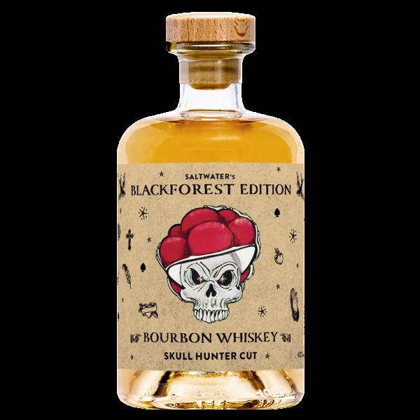 Skull Hunter Bourbon Whiskey
