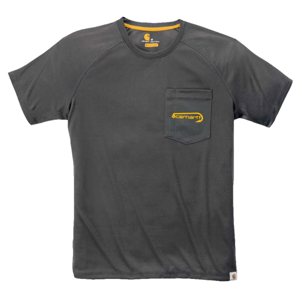"Carhartt Funktions-T-Shirt ""Fishing"""