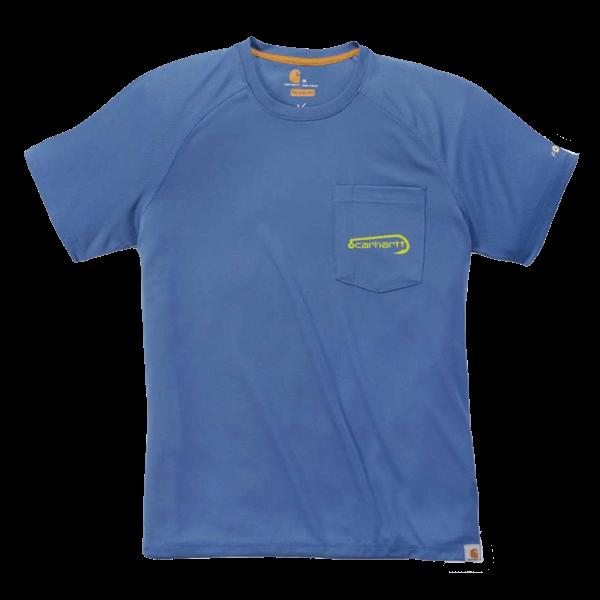 "Carhartt Funktions-T-Shirt ""Fishing"""