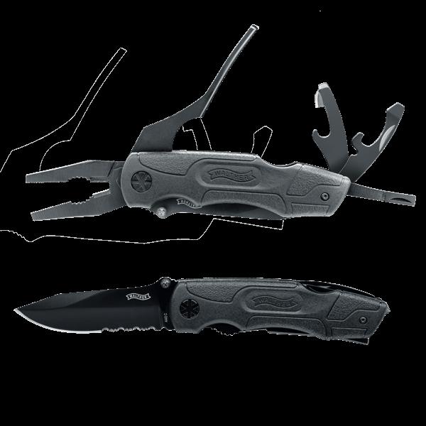 "Walther Multi-Tool-Werkzeugmesser ""MTK 2"""